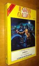 IL GIALLO CLASSICO # 7-LE FANU-CARMILLA-CHESTERTON-CLUB MESTIERI BIZZARRI-SR27
