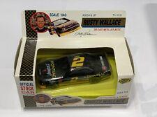 Vintage 1992 Rusty Wallace #2 Pontiac NASCAR 1/43 Road Champs