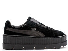 PUMA Womens Fenty by Rihanna Black Cleated Creeper 36626804 SNEAKERS Shoes  9.5 ef488877d