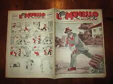 IL MONELLO ANNO V° NUMERO 199 DEL 25 FEBBRAIO 1937
