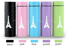 300ML travel mug Office Tea Coffee Water cup bottle stainless steel thermos cup