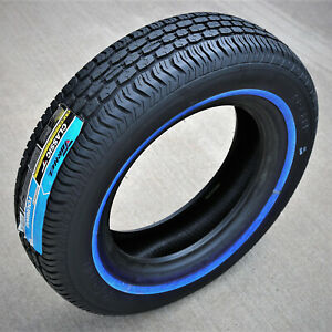 Tire Tornel Classic 195/75R14 92S White Wall  A/S All Season