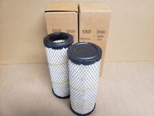 2 Pk Air Filters AF2279 CA9550 RS3704 46438 AF25551 P821575 GM16944 M131802