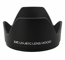 JJC LH-J61C BLK Lens Hood re.LH-61C for OLYMPUS ZUIKO DIGITAL ED 14-42mm etc