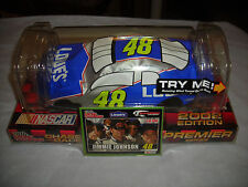 2002 RACING CHAMPIONS PREMIER SERIES CHASE THE RACE JIMMIE JOHNSON 1/500  1:24