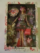 Barbie Doll - Tokidoki 10th Anniversary - Black Label - Sealed - Light Wear