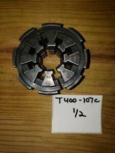 "WEATHERHEAD HYDRAULIC HOSE CRIMPER DIE SET # T400-107c  1/2"""
