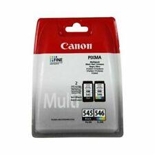 Canon PG-545/CL-546 Paquete Múltiple de Cartuchos de Tinta - Negro/Multicolor