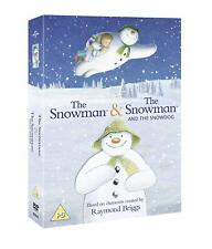 The Snowman / The Snowman & the Snowdog (DVD, 2013  Box Set) Brand  New & Sealed