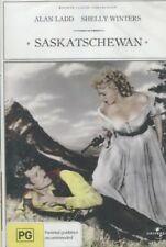 SASKATCHEWAN - Alan Ladd, Shelley Winters, J. Carrol Naish  - DVD