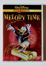 Melody Time Disney Musical Cartoon Shorts on DVD Donald Lambert Lion Casey Bats