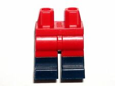 LEGO Red Hips Legs with Dark Blue Boots Wildlife Photographer Minifigure 71013