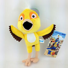 Rio the Movie Plush Toy Nico Yellow Canary Bird Soft Doll Stuffed Animal New 8""