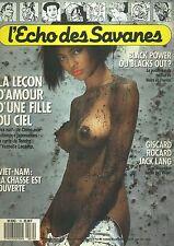 l'echo des savanes 70  -  1988 /