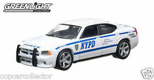 Greenlight 1/64 NYPD New York City Police Department Dodge Charger SLICKTOP