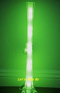 5pc Wedding Decoration 10 LED GREEN Wire Waterproof Light for Eiffel Tower Vase