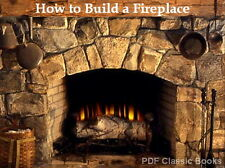 How to Build Make Mend FIREPLACE Theory & Practice ~ CD