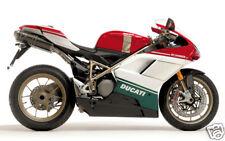 Ducati retocar Kit De Pintura 1098s 2007 Tri Color.