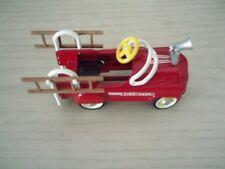1955 Murray Fire Truck Hallmark Kiddie Car Classics ~ 1999 Murray Inc. ~ New