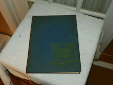 1953 STEPHEN F AUSTIN UNIVERSITY SFA Nacogdoches TX Yearbook Annual Stone Fort