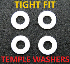 TIGHT FIT Temple Washers for Oakley Juliet Mars Romeo X-Squared XX X Metal