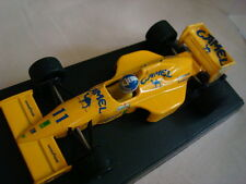 ONYX F1 CAMEL LOTUS 102 Dereck Warwick 1990 1/43 with Case