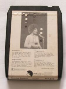 8 TRACK. SHIRLEY  BASSEY   DOUBLE  PLAY.