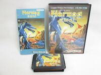 HERZOG ZWEI Ref/ccc Mega Drive Sega Japan md