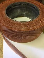 Insektenschutzgitter Vogelschutzgitter aus Kupfer 5mx50mm