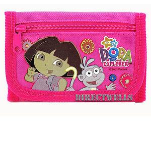 Dora Hot Pink Wallet