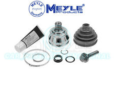 Meyle FRONT CV JOINT KIT / Drive shaft Joint Kit & Boot / Grease No 100 498 0064