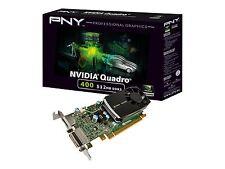 PNY Nvidia Quadro 400 (512 MB) (VCQ400PB) Graphics Card