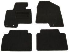Fußmatten Set für Hyundai IX35 10-15 Passform Autoteppiche Matten Velours