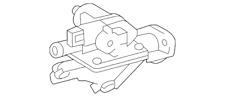 Genuine Toyota Valve 25701-38100