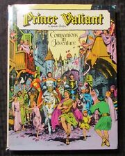 1974 PRINCE VALIANT Companions In Adventure v. #2 Hal Foster HC/DJ VF+/FN+
