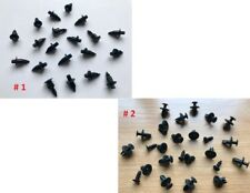 20x Kunststoff Niete Clip CBR600-1000RR SC50 SC57 SC59 CBR600 PC Schraube Clips