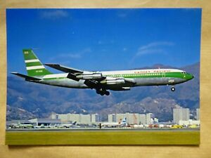 CATHAY PACIFIC  B 707-351B    VR-HGN    / collection vilain N° 1415