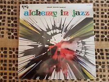 Oscar Rocchi Quintet – Alchemy In Jazz Etichetta: Ring  –  LP ORIGINALE 1979
