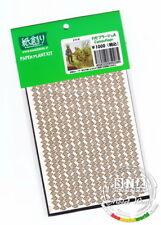 Kamizukuri 1/35 Camouflage A - Paper Plant kit