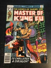 Master Of Kung Fu#64 Incredible Condition 9.2(1978) Mike Zeck Art!!