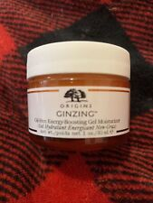 Origins Ginzing Gel Moisturizer 1 Oz. $18 Value