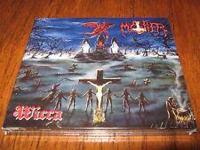 """MYSTIFIER """"Wicca"""" 2 X CD  samael sarcofago impurity"""