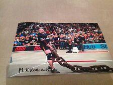 Mateusz Kieliszkowski Hand Signed 12 X 8 Photo Worlds Strongest Man Poland 4