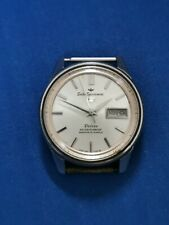 Seiko Vintage Sportsmatic 5 Deluxe 23 Jewels Auto Watch 7606-7971 **1964**
