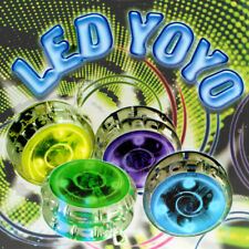 YoYo JoJo Kugellager LED Licht Leuchtjojo Farbwechsel