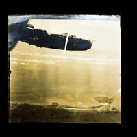 WWII Sgt. Thompson 5th Air Force B-24 Operation Cartwheel Bombing Raid Airfield