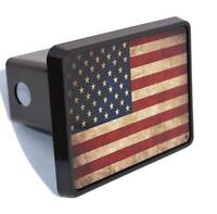 Graphics and More Rustic Arizona State Flag Distressed USA Oval Tow Trailer Hitch Cover Plug Insert