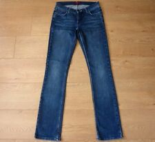 Oasis Ladies Slim Skinny Fit Blue Jeans Size UK 8