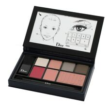 Dior Be Bare Makeup Palette 4 Eyeshadows Lipstick Lip Gloss Blusher