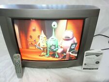 Philips 20PS40S302 20 Inch CRT TV A/V Inputs Retro Gaming with  Remote & manual